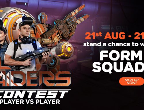 Be the ultimate Sol Raider squad!