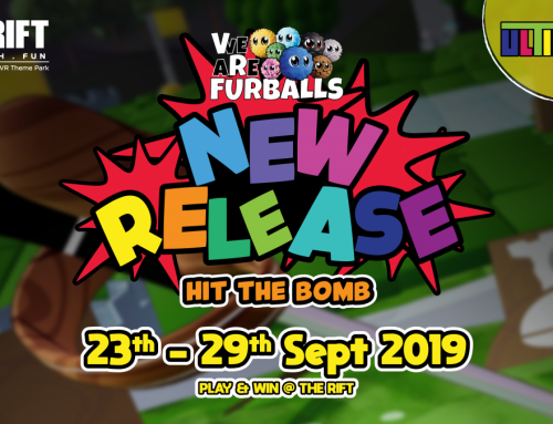 WIN TICKETS! VR Furballs: Hit the Bomb contest!