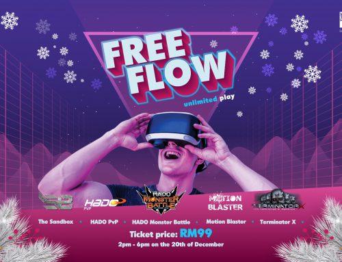 FREE FLOW VR