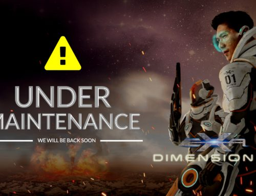 EXA Dimension 12 | under maintenance