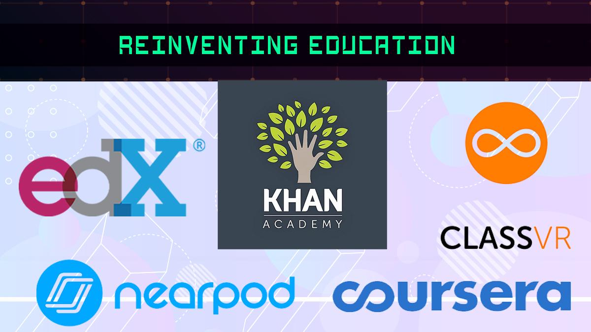 reinventing education