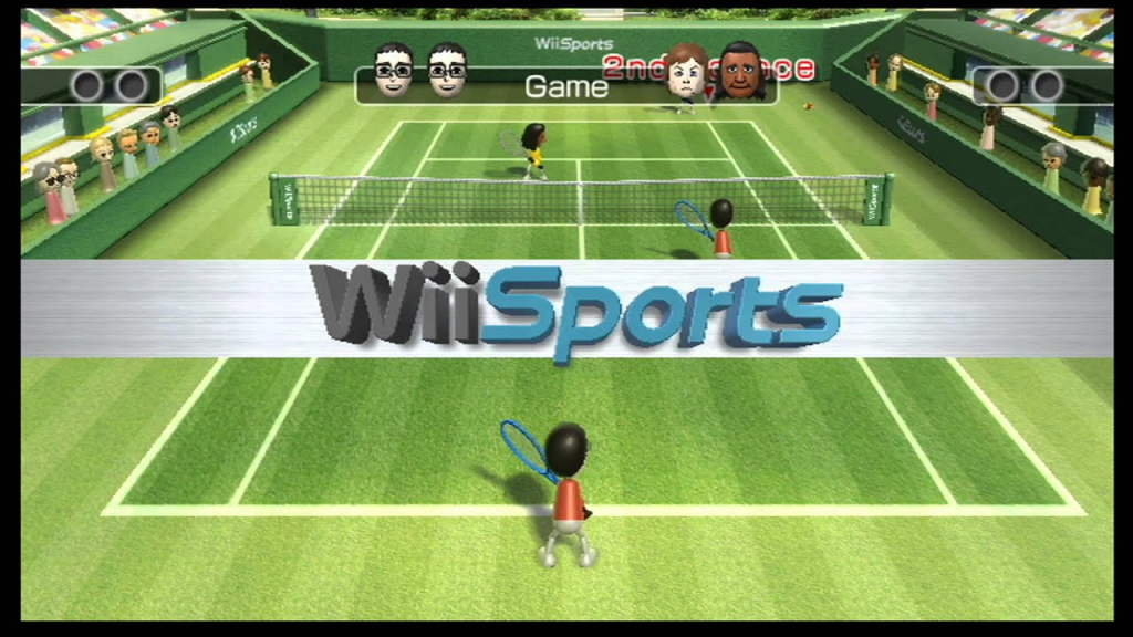 Fit-tech: Wii Sports